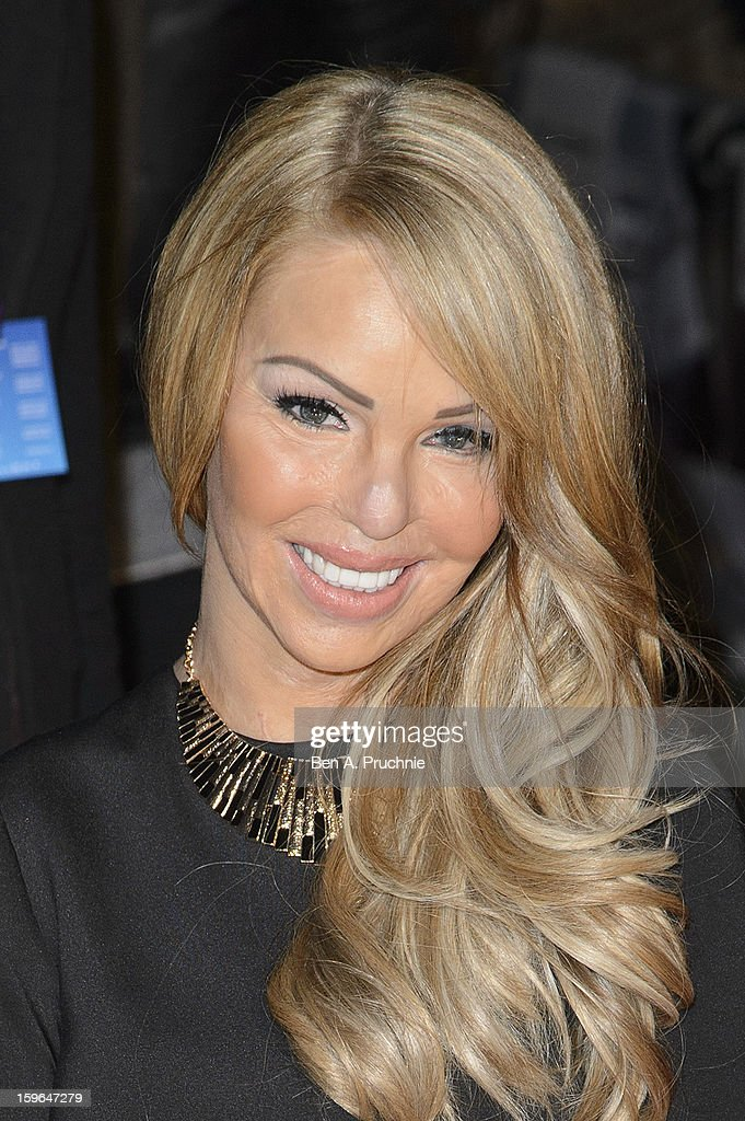 Katie Piper attends the UK Premiere of 'Flight' at The Empire Cinema on January 17, 2013 in London, England.