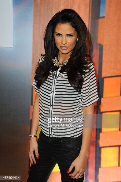 Katie Price during Building Your Own Brand part of Advertising Week Europe Piccadilly on March 24 2015 in London England