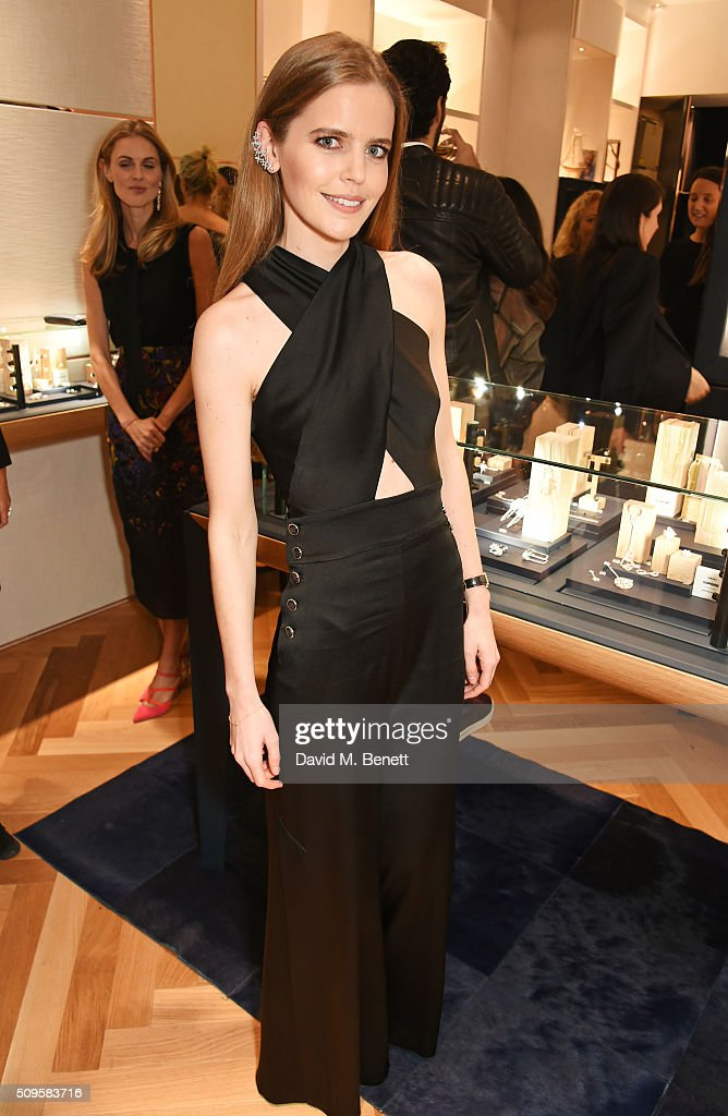 <a gi-track='captionPersonalityLinkClicked' href=/galleries/search?phrase=Katie+Readman&family=editorial&specificpeople=7021376 ng-click='$event.stopPropagation()'>Katie Readman</a> attends the APM Monaco flagship store opening on South Molton Street on February 11, 2016 in London, England.