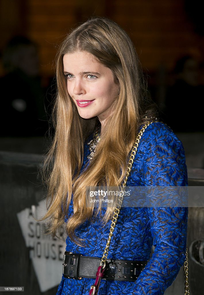 Katie Readman attends the launch of Skate at Somerset House on November 13, 2013 in London, England.
