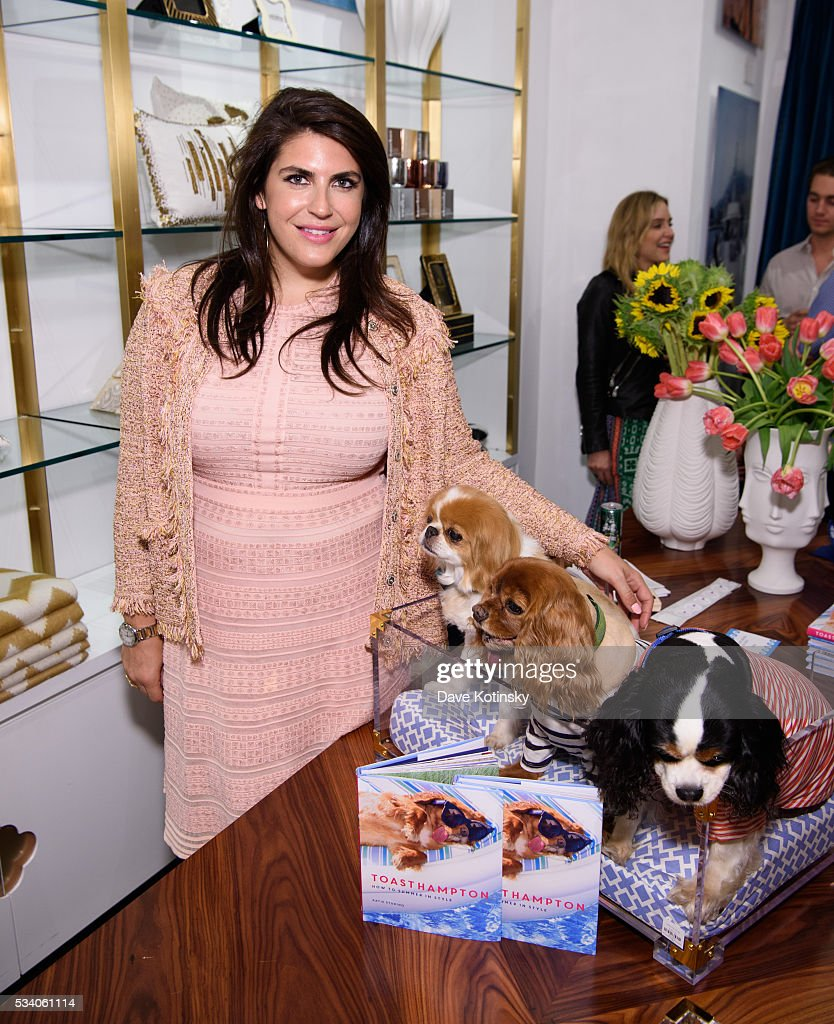 Katie Sturino attends the Jonathan Adler Toasts @ToastMeetsWorld At The Launch Of TOASTHAMPTON on May 24, 2016 in New York City.