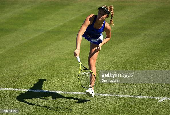 Aegon Classic Birmingham - Qualifying Day 1 : News Photo