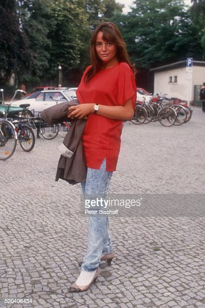 Katja Bienert am in Berlin Deutschland