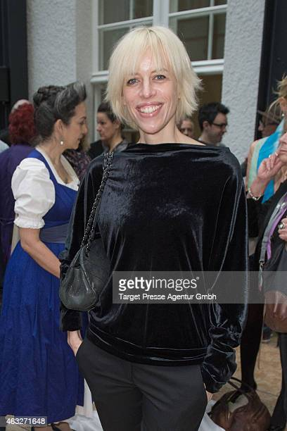 Katja Eichinger attends the FFF Reception during the 65th Berlinale International Film Festival on February 12 2015 in Berlin Germany
