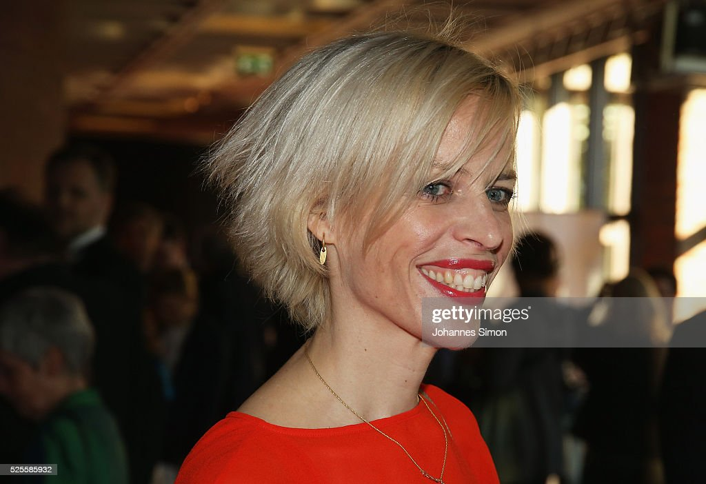 <a gi-track='captionPersonalityLinkClicked' href=/galleries/search?phrase=Katja+Eichinger&family=editorial&specificpeople=4148598 ng-click='$event.stopPropagation()'>Katja Eichinger</a> attends the FilmFernsehFonds Bayern celebrations at Gasteig Carl-Orff-Saal on April 28, 2016 in Munich, Germany.