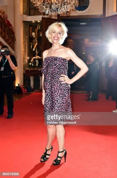 Katja Eichinger during the opening night of the Munich Film Festival 2017 at Bayerischer Hof on June 22 2017 in Munich Germany