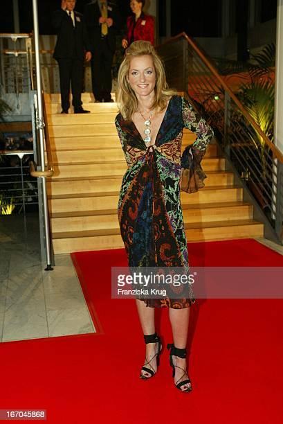 Katja Kessler Bei Der Verleihung Des 'Deutschen Medienpreises' In Baden Baden