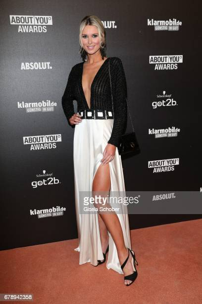 Katja Kuehne during the ABOUT YOU AWARDS at the 'Mehr Theater' in Hamburg on May 4 2017 in Hamburg Germany