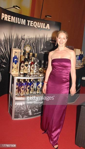 Katja Weitzenböck AftershowParty nach ZDFGala Verleihung 'Deutscher Fernsehpreis 2008' 'Coloneum' Köln NordrheinWestfalen Deutschland Europa Feier...