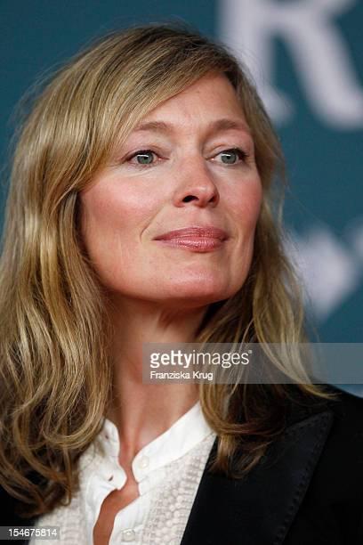 Katja Weitzenboeck attend the 'Rommel' TV Film Premiere at the Delphi Filmpalast on October 24 2012 in Berlin Germany