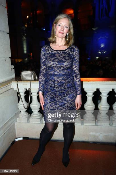 Katja Weitzenboeck attends the Blue Hour Reception hosted by ARD during the 67th Berlinale International Film Festival Berlin on February 10 2017 in...
