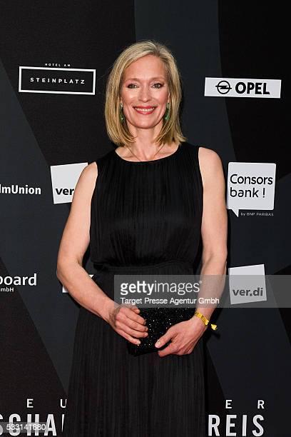 Katja Weitzenboeck during the Deutscher Schauspielerpreis on May 20 2016 in Berlin Germany