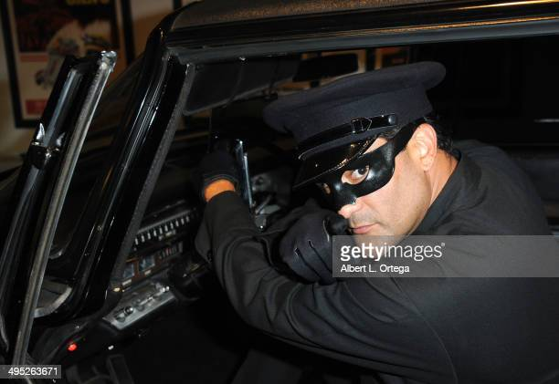 Kato at the 'Batman 66 Meets The Green Hornet' Comic Book Kickoff Fatman On Batman Live Podcast With Kevin Smith And Ralph Garman held at the...