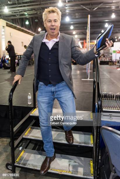 Kato Kaelin attends Wizard World Comic Con Philadelphia 2017 Day 2 at Pennsylvania Convention Center on June 2 2017 in Philadelphia Pennsylvania