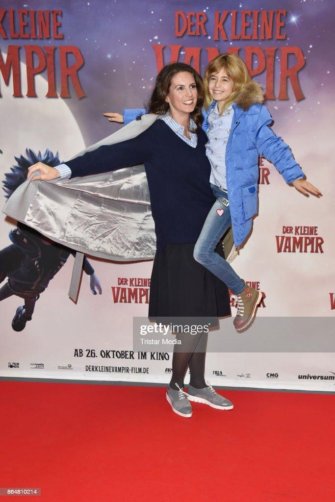 'Der kleine Vampir' Premiere In Berlin