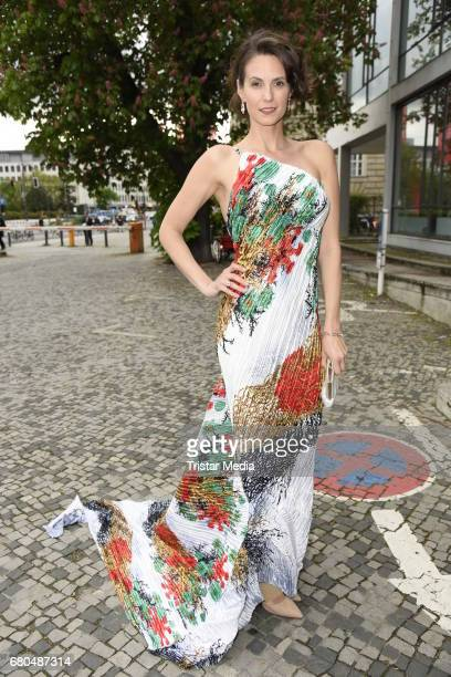 Katrin Wrobel attend the Victress Awards Gala 2017 on May 8 2017 in Berlin Germany