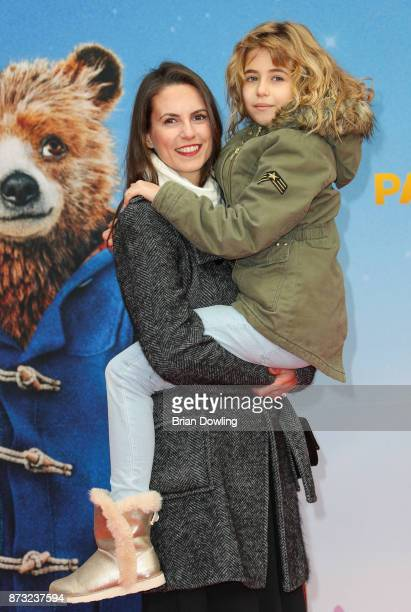 Katrin Wrobel attends the 'Paddington 2' premiere at Zoo Palast on November 12 2017 in Berlin Germany