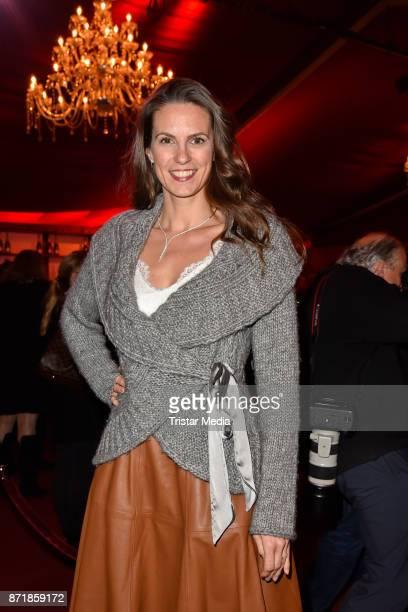 Katrin Wrobel attends the Palazzo VIP premiere on November 8 2017 in Berlin Germany