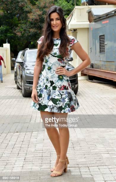 Katrina Kaif during the second song launch of film Jagga Jasoos 'Galti Se Mistake' in Mumbai