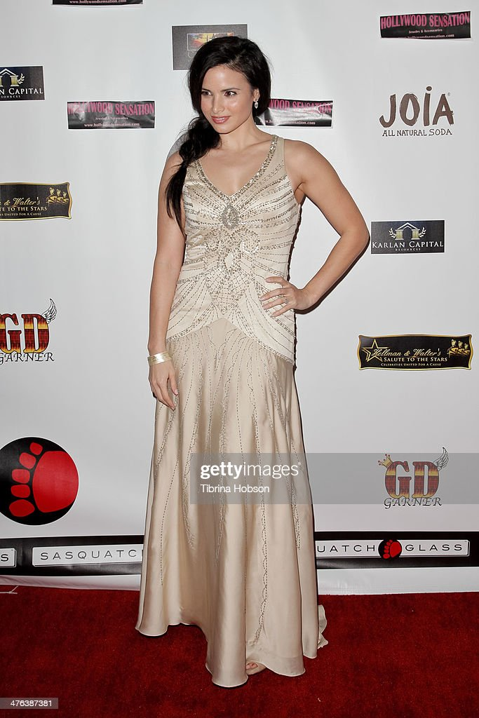 <a gi-track='captionPersonalityLinkClicked' href=/galleries/search?phrase=Katrina+Law&family=editorial&specificpeople=4529605 ng-click='$event.stopPropagation()'>Katrina Law</a> attends the 4th annual salute to the stars Oscar party at W Hollywood on March 2, 2014 in Hollywood, California.
