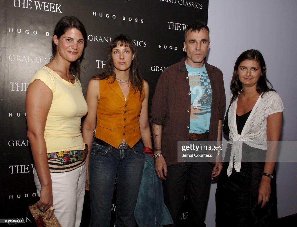 Katrina Pavlos, Rebecca Miller, Daniel Day-Lewis and ...