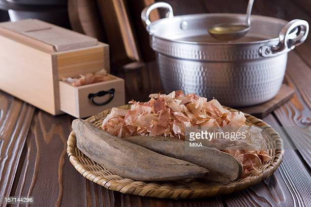 Katsuobushi and Dashi
