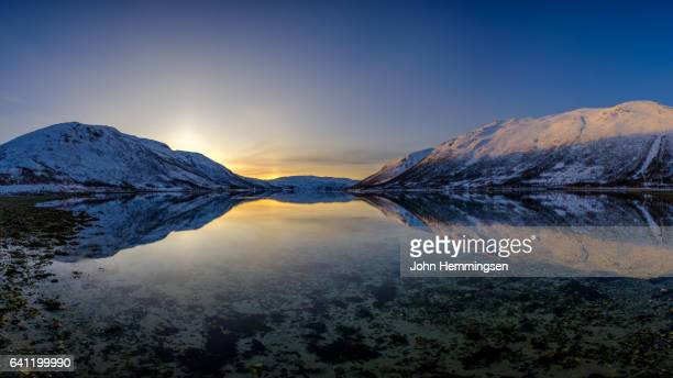 Kattfjord panorama