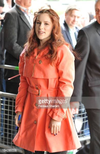 Katy B attends the Ivor Novello Awards at Grosvenor House on May 19 2011 in London England