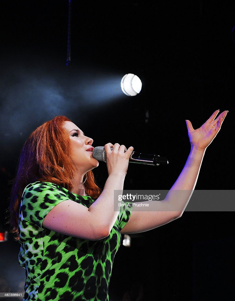 <a gi-track='captionPersonalityLinkClicked' href=/galleries/search?phrase=Katy+B&family=editorial&specificpeople=7179411 ng-click='$event.stopPropagation()'>Katy B</a> performs at the Microsoft Wrap Party on day four of Advertising Week Europe held at KOKO on April 3, 2014 in London, England.