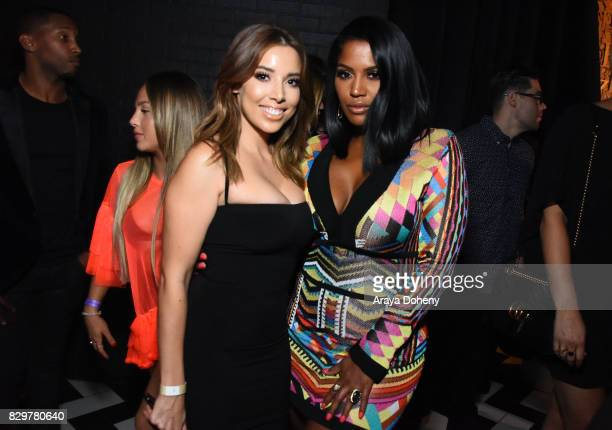 Katy DeGroot and Shayla Mitchell attend Maybelline New York Celebrates First Ever Cobranded Product Collection With Beauty Influencer Shayla Mitchell...