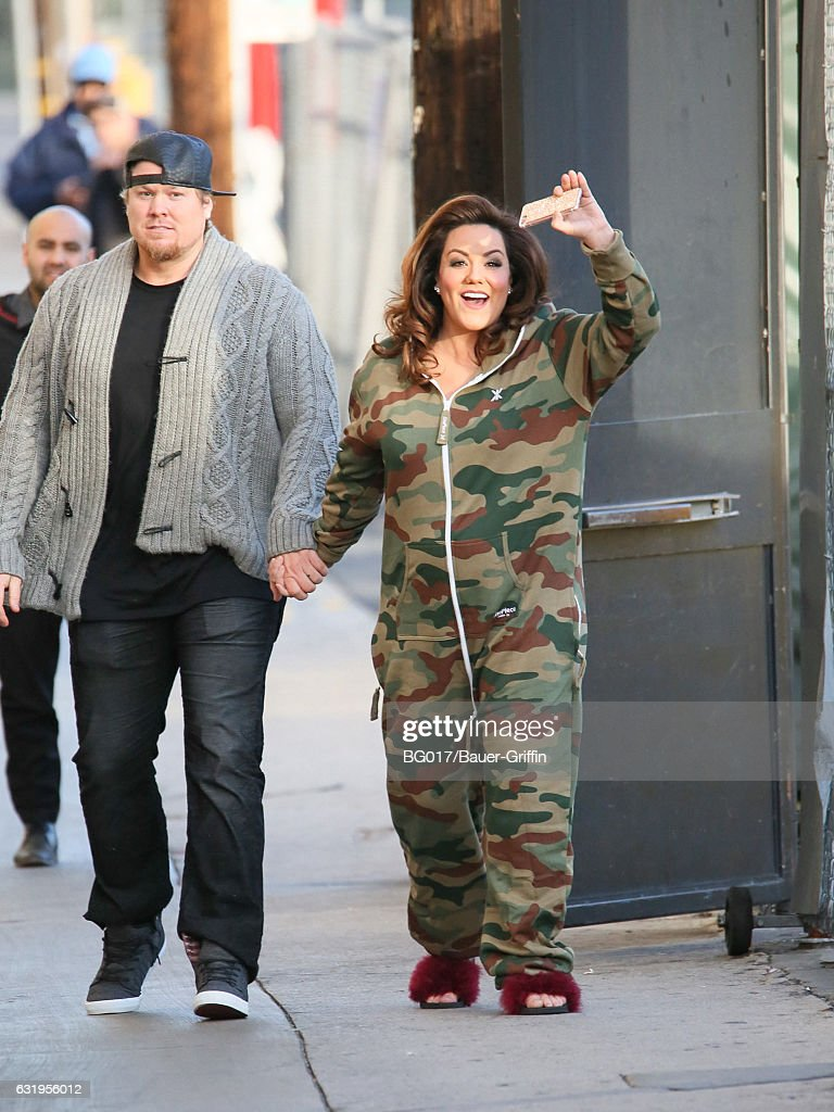 Celebrity Sightings In Los Angeles - January 17, 2017
