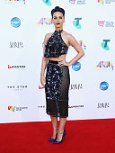 Katy Perry arrives at the 28th Annual ARIA Awards 2014 at the Star on November 26 2014 in Sydney Australia