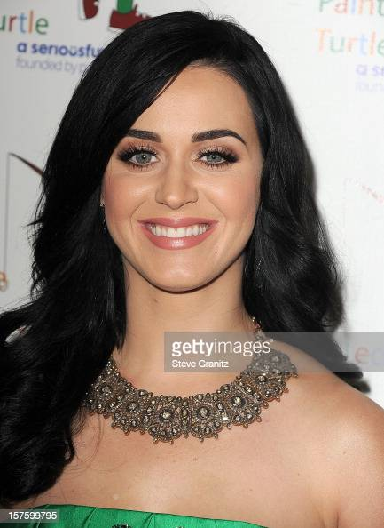 Katy Perry arrives at the A Celebration Of Carole King And Her Music To Benefit Paul Newman's The Painted Turtle Camp at Dolby Theatre on December 4...
