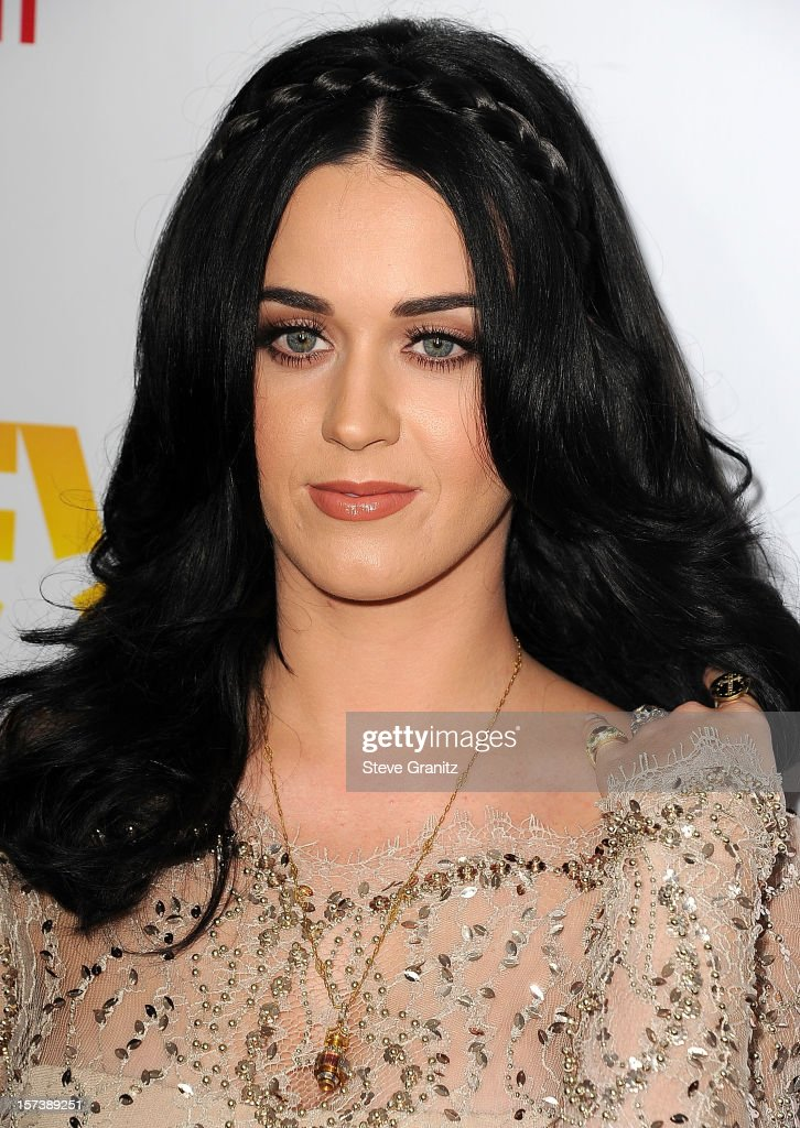 <a gi-track='captionPersonalityLinkClicked' href=/galleries/search?phrase=Katy+Perry&family=editorial&specificpeople=599558 ng-click='$event.stopPropagation()'>Katy Perry</a> arrives at the The Trevor Project's 2012 'Trevor Live' Event Honoring <a gi-track='captionPersonalityLinkClicked' href=/galleries/search?phrase=Katy+Perry&family=editorial&specificpeople=599558 ng-click='$event.stopPropagation()'>Katy Perry</a> at Hollywood Palladium on December 2, 2012 in Hollywood, California.