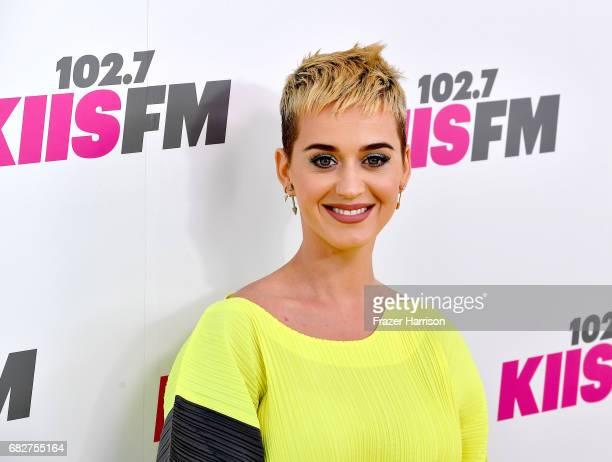 Katy Perry attends 1027 KIIS FM's 2017 Wango Tango at StubHub Center on May 13 2017 in Carson California