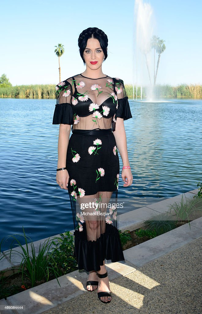 <a gi-track='captionPersonalityLinkClicked' href=/galleries/search?phrase=Katy+Perry&family=editorial&specificpeople=599558 ng-click='$event.stopPropagation()'>Katy Perry</a> attends Soho Desert House on April 11, 2015 in La Quinta, California.
