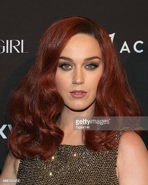 Katy Perry attends the 2015 Harper ICONS Party at The Plaza Hotel on September 16 2015 in New York City