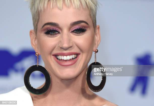 Katy Perry attends the 2017 MTV Video Music Awards at The Forum on August 27 2017 in Inglewood California