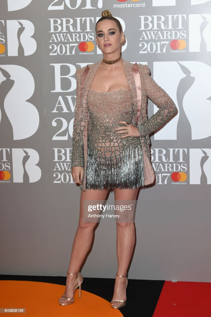 katy-perry-attends-the-brit-awards-2017-at-the-o2-arena-on-february-picture-id643808136