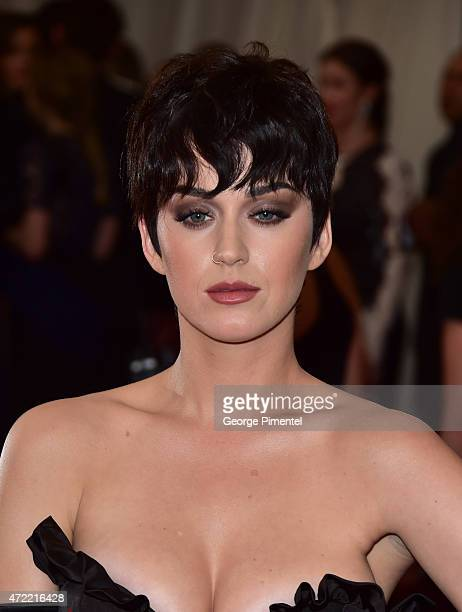 Katy Perry attends the 'China Through The Looking Glass' Costume Institute Benefit Gala at Metropolitan Museum of Art on May 4 2015 in New York City