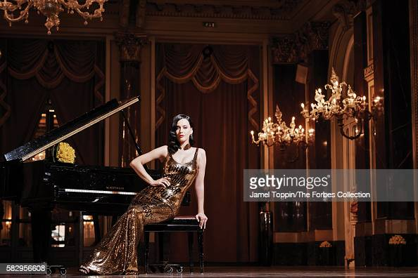 Katy Perry in The St Regis Rome Styled by Joseph DeAcetis with Emanuela Fontana makeup by Todd Delano and hair by Clyde Haygood Long with gold...