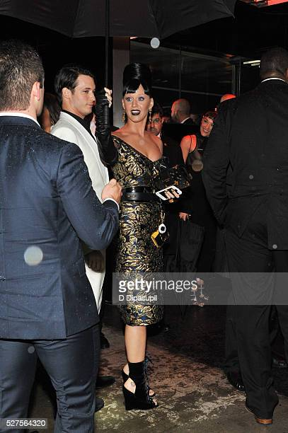 Katy Perry is seen arriving at The Standard High Line on May 2 2016 in New York City