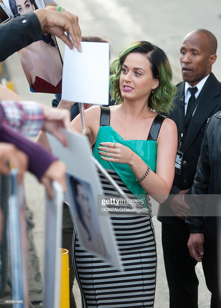 <a gi-track='captionPersonalityLinkClicked' href=/galleries/search?phrase=Katy+Perry&family=editorial&specificpeople=599558 ng-click='$event.stopPropagation()'>Katy Perry</a> is seen on April 21, 2014 in Los Angeles, California.