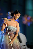 Katy Perry performs at the 2015 Starkey Hearing Foundation So The World May Hear Gala at the St Paul RiverCentre on July 26 2015 in St Paul Minnesota