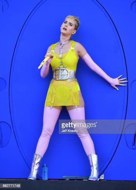 Katy Perry performs onstage during 1027 KIIS FM's 2017 Wango Tango at StubHub Center on May 13 2017 in Carson California