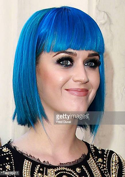 Katy Perry seen arriving at BBC Maida Vale Studios on March 19 2012 in London England
