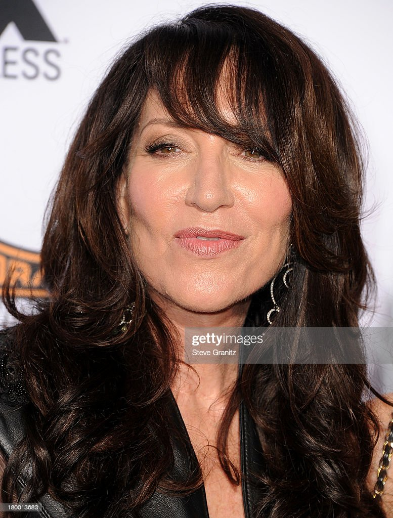 Katy Sagal arrives at the FX's 'Sons Of Anarchy' Season 6 Premiere Screening at Dolby Theatre on September 7, 2013 in Hollywood, California.