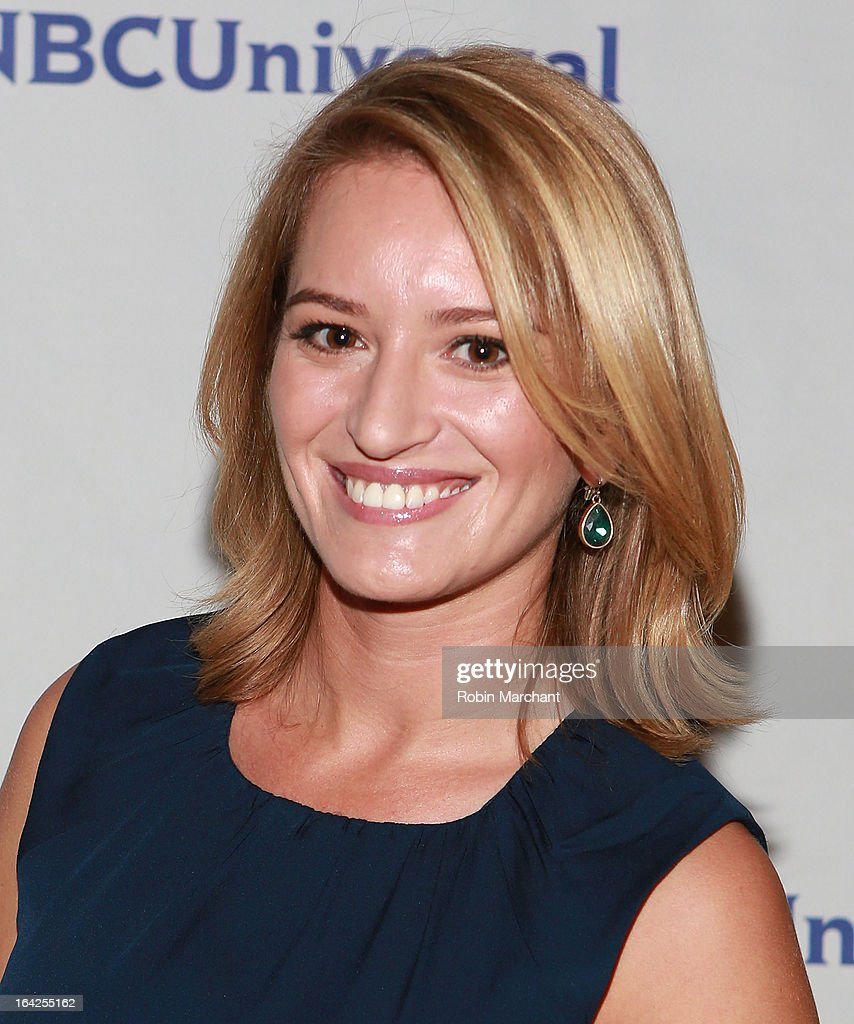 Katy Tur attends National Lesbian And Gay Journalists Association 18th Annual New York Benefit on March 21, 2013 in New York, United States.