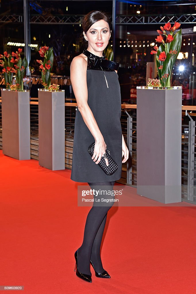 Katya Mtsitouridze attends the 'Hail, Caesar!' premiere during the 66th Berlinale International Film Festival Berlin at Berlinale Palace on February 11, 2016 in Berlin, Germany.