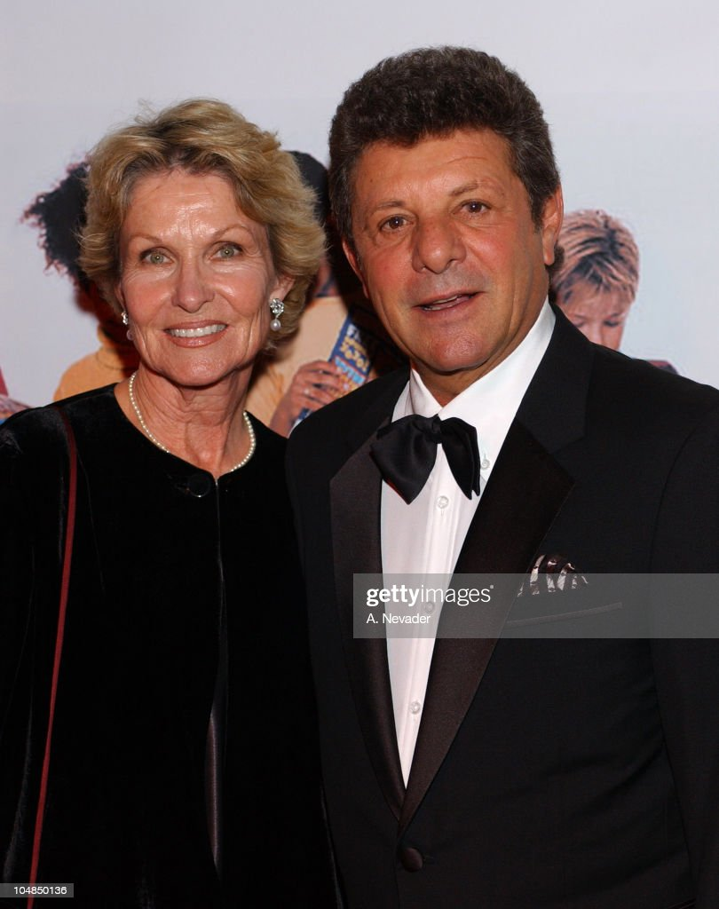 Kay Avalon and Frankie Avalon during 1st Annual Golden Youth Awards Gala at The Friars Club in Beverly Hills, California, United States.